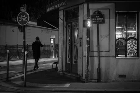 Rue de la Grange aux Belles · Quai de Jemmapes · Paris · 2013