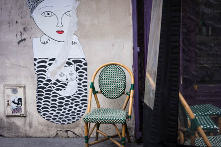 Street Art · Colonel Fabien · Paris · 2013