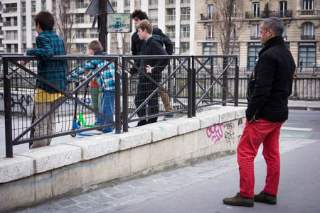 Street Colors · Quai de Jemmapes · Canal Saint-Martin · Paris · 2013