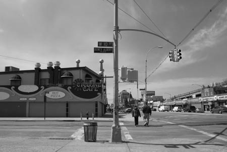 Streets of Coney Island · New-York City · 2013