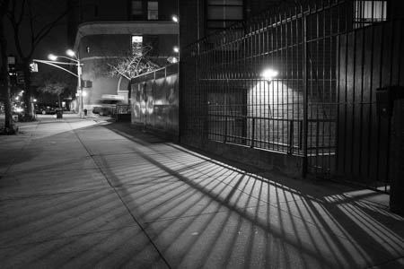 Nights & Shadows · Meatpacking District · Manhattan · New-York City · 2013