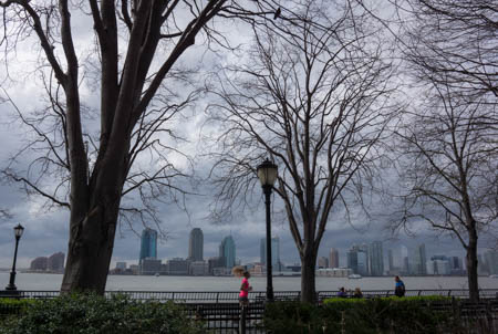 Hudson River Greenway · New-York City · 2013