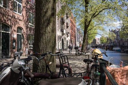Like a Postcard from Amsterdam · Jordaan · Amsterdam · 2013