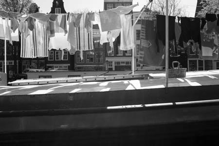 Laundry Hanging · Jordaan · Amsterdam · 2013