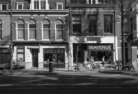 66 Avenue · Near Vondelpark · Amsterdam · 2013