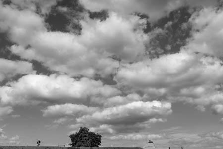 Clouds · Kastellet · Copenhagen · 2013