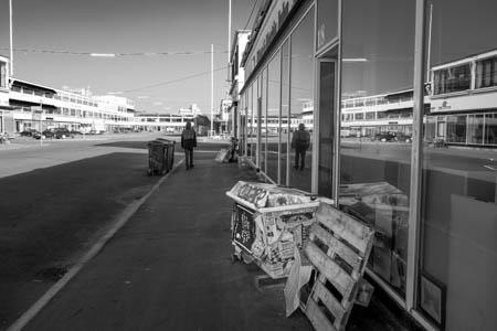 Thoughts & Reflections · Kødbyen · Copenhagen · 2013