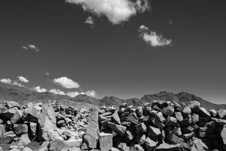 Following the Mountains · Pinchollo · Arequipa · Perú · 2013