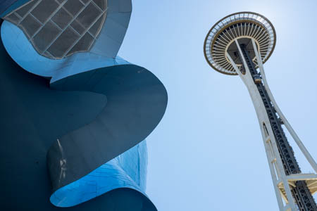 Space Needle · Seattle · USA · 2014