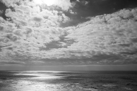 Staring At The Sea · Baie de Somme · France · 2014
