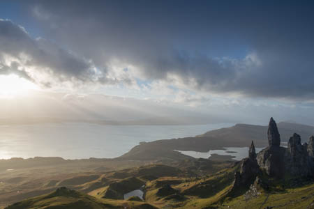 The Old Man of Storr · Isle of Skye · Scotland · 2014