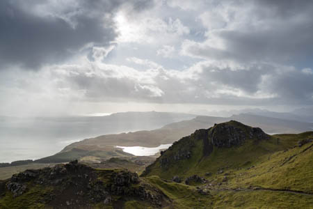 Rain & Light · The Old Man of Storr · Isle of Skye · Scotland · 2014