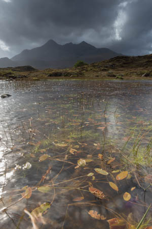 Light & Storm · Sligachan · Isle of Skye · Scotland · 2014