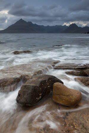 On the Rocks · Elgol · Isle of Skye · Scotland · 2014