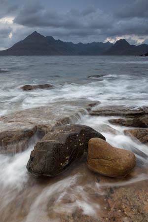 On the Rocks · Elgol · Isle of Skye · Scotland · 2014