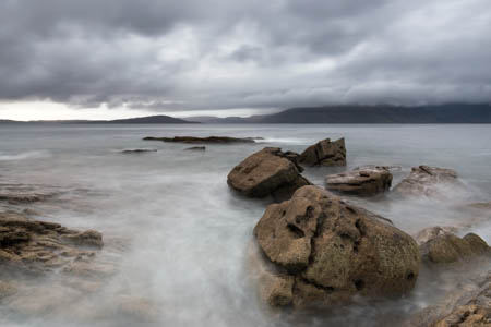 Fluffy · Elgol · Isle of Skye · Scotland · 2014