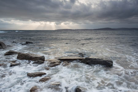 Ray of Light · Elgol · Isle of Skye · Scotland · 2014