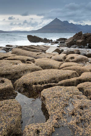 Stitched Rocks · Elgol · Isle of Skye · Scotland · 2014