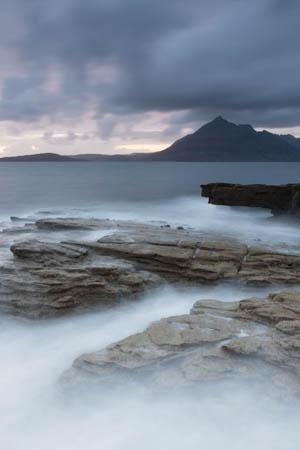 Side to Side  · Elgol · Isle of Skye · Scotland · 2014
