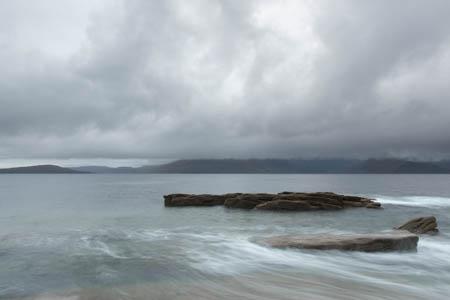 Stormy Weather · Elgol · Isle of Skye · Scotland · 2014
