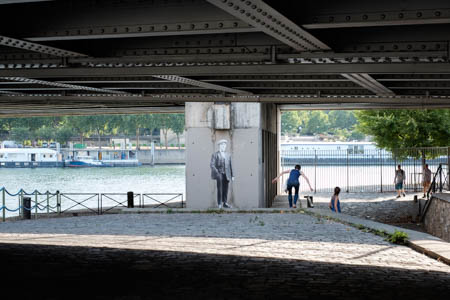 Quai de la Rapée · Port de l'Arsenal · Paris · 2015