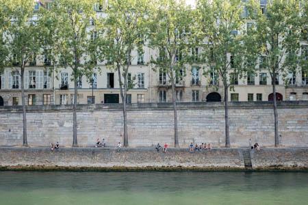 Quais de Seine · Paris · 2015
