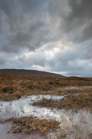 Moorland · Sligachan · Isle of Skye · Scotland · 2015