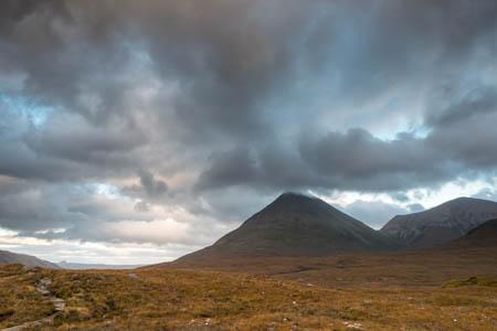 Glamaig, Red Cuillin · Sligachan · Isle of Skye · Scotland · 2015