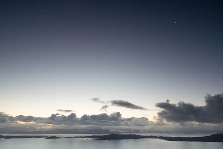 Night & Black Ink · Rona & Raasay Islands · Isle of Skye · Scotland · 2015