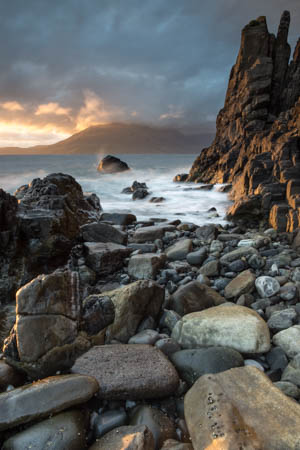 Loch Scavaig · Elgol · Isle of Skye · Scotland · 2015
