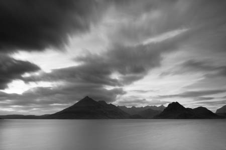 Mountains in Motion · Loch Scavaig · Isle of Skye · Scotland · 2015