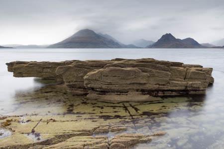 Transparency · Loch Scavaig · Isle of Skye · Scotland · 2015