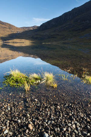 Loch Coruisk, Reflections · Isle of Skye · Scotland · 2015