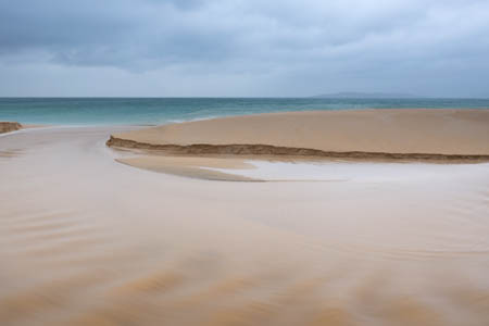 Ripples · Scarista Beach · Isle of Harris · Scotland · 2016