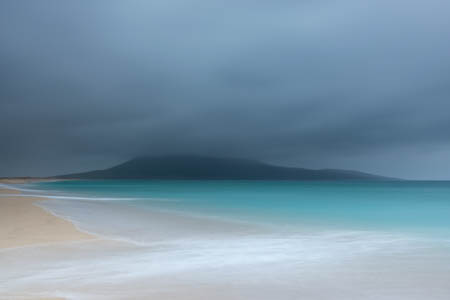 Landscape Painting · Scarista Beach · Isle of Harris · Scotland · 2016