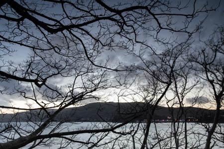 Portree & Trees · Isle of Skye · Scotland · 2016
