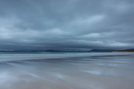 Between Clouds · Scarista Beach · Isle of Harris · Scotland · 2016