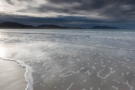 Bottom Left-Hand Corner · Luskentyre · Isle of Harris · Scotland · 2016