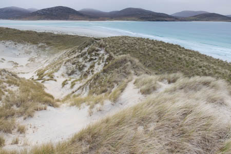 Shades of Green · Luskentyre · Isle of Harris · Scotland · 2016
