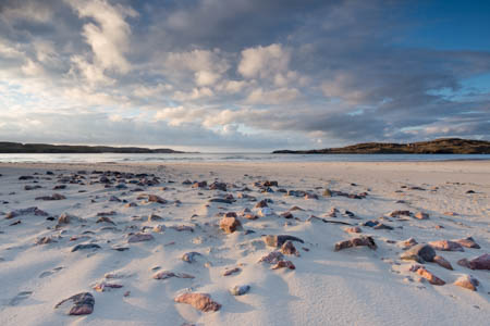 Rocks on the Sand · Uig · Isle of Harris · Scotland · 2016