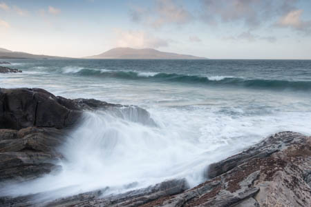 Rough Seas · Borve · Isle of Harris · Scotland · 2016
