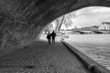 Sunday Walk · Paris · 2016