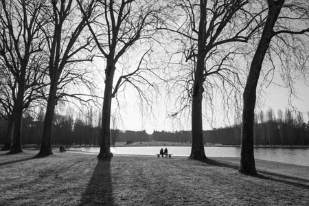 Contemplate · Parc de Sceaux · France · 2016