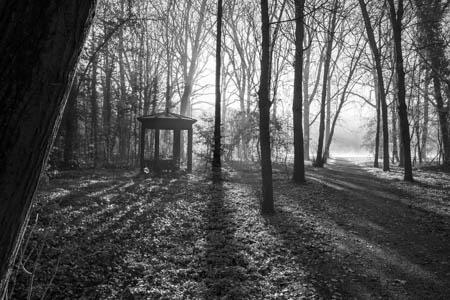 Small Pavilion · Parc de Sceaux · France · 2016