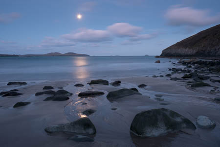 Moonscape · Whitesands Bay · Saint Davids · Wales · 2016