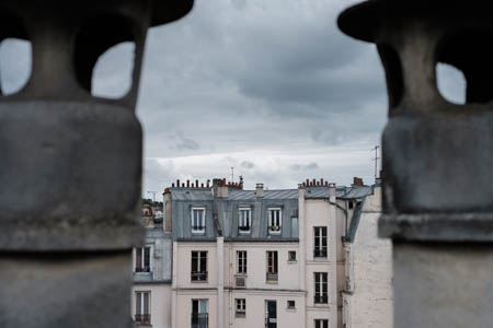 Roofs of Paris · 2016