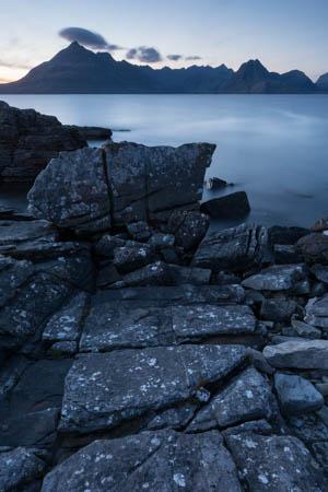 Blue Rocks · Elgol · Isle of Skye · Scotland · 2016