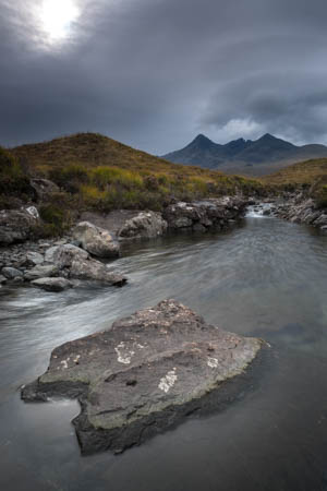 Sligachan Mountains · Isle of Skye · Scotland · 2016