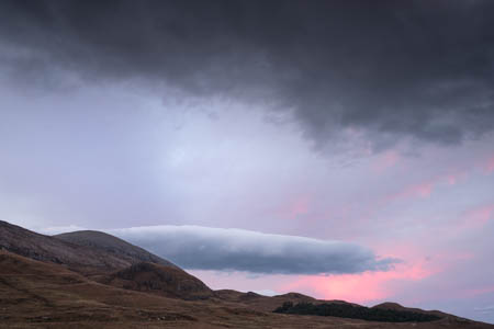Sky Painting · Isle of Skye · Scotland · 2016