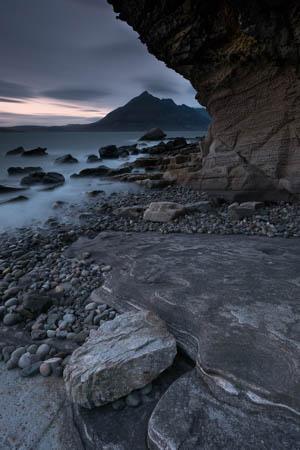 Collecting Stones · Elgol · Isle of Skye · Scotland · 2016